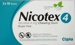 ニコテックス4mg (nicotex)