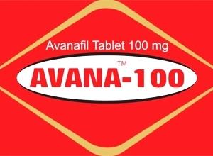 アバナ50mg/100mg/200mg (avana)の個人輸入