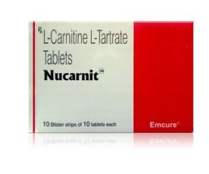 Lカルニチン330mg(L carnitine)の個人輸入