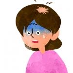 分娩後脱毛症
