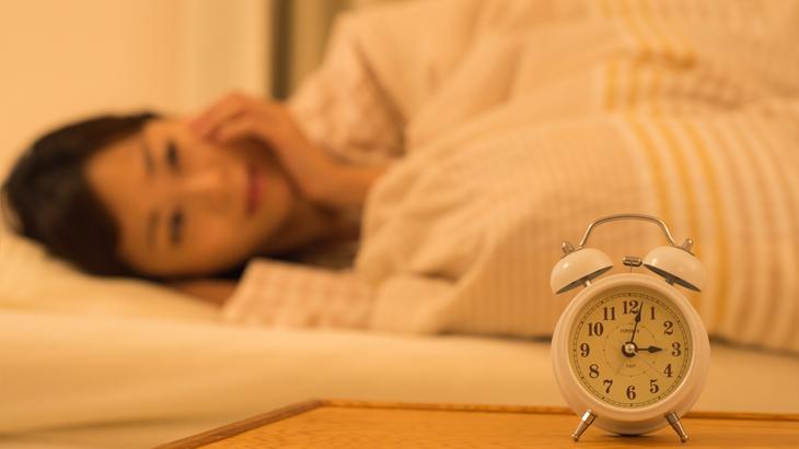 仕事のストレスで眠れない、ミスが不安で眠れない、を根本解決する対処法