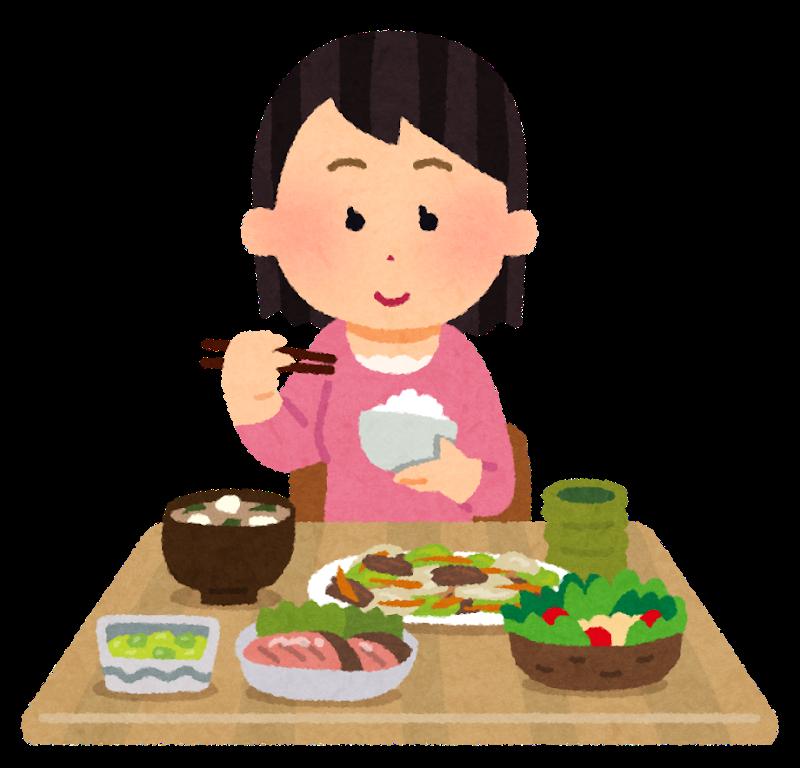 食事による治療