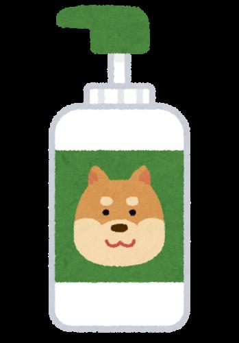 様々な皮膚疾患に効果のある犬用シャンプーがこれ