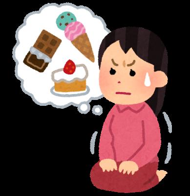お菓子を我慢しないでダイエット